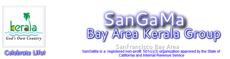 SanGaMa- San Fracisco Bay Area Kerala Group